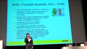 MUDr. František Koukolík, DrSc.